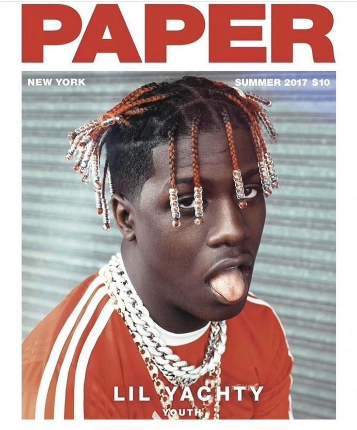 Lil Yachty for PAPER MAGAZINE Lil Boat