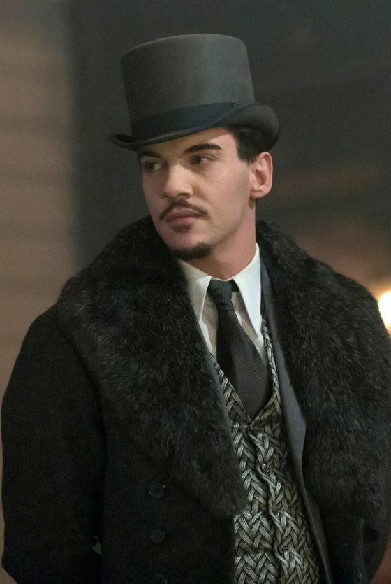Jonathan Rhys Meyers as Alexander Grayson in Dracula Episode 2 - sky.com/dracula