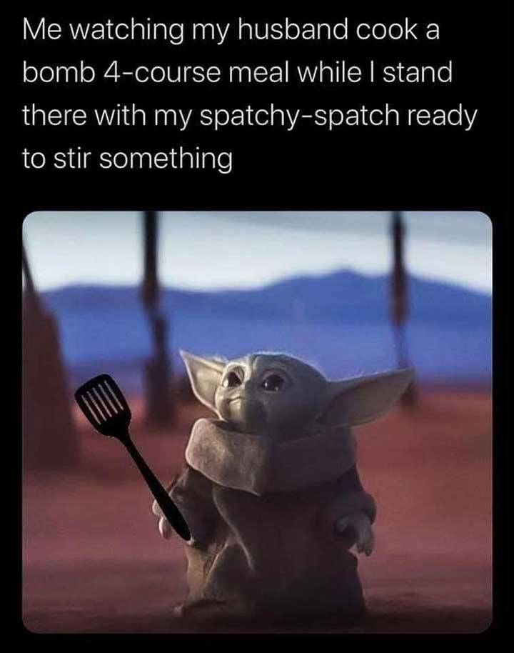 45 Random Pictures With Captions That Are Way Funnier Than You Can Imagine Viralapk Com Yoda Funny Yoda Meme Funny Memes