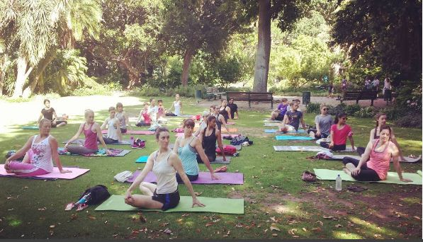 10 October 2016 to 31 May 2017 | Various Locations | This is Yoga in an accessible, welcoming, accepting and affordable set up.