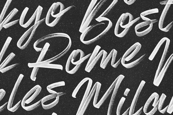 Almonte - OpenSVG Font - 40% OFF by Greg Nicholls on @creativemarket