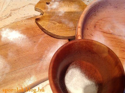 Így szagtalanítsd a fa vágódeszkád 6 lépésben! +fotó +1 jó tanács - Cikk: sporolok.blog.hu