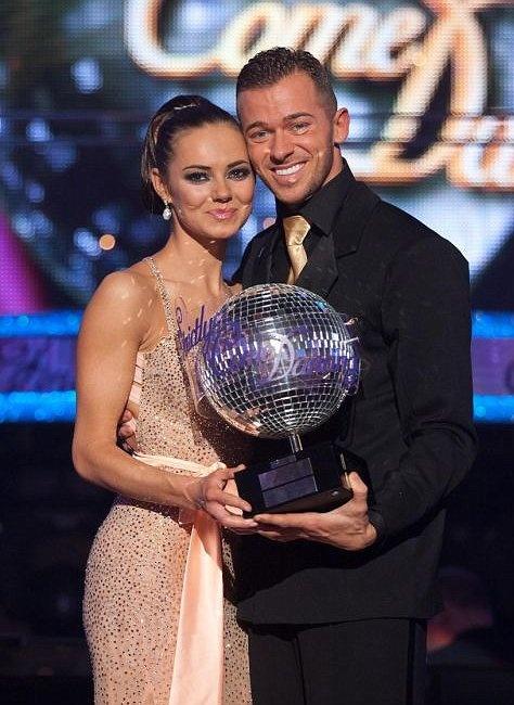 Artem & Kara <3 favourite Strictly Come Dancing couple!