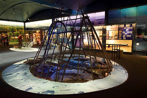 Siida Museum and Sámi Culture Centre in Inari