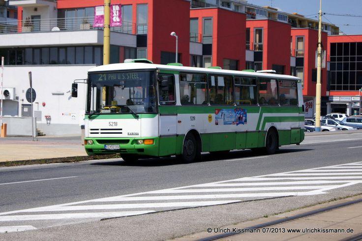 5218 Kosice SOŠ automobilová 03.07.2013 - Karosa B932.1678