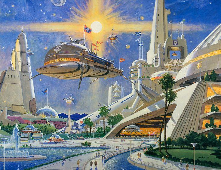 Строительство в будущем в картинках опубликованных снимках