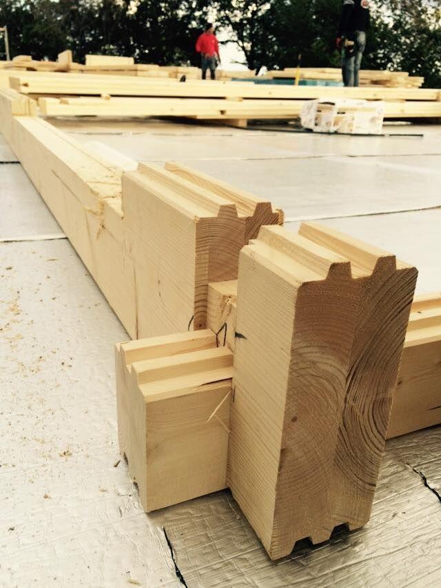 Visita un cantiere di una casa in legno Rubner nel Centro italia: ti aspettiamo | La tua Casa in Legno