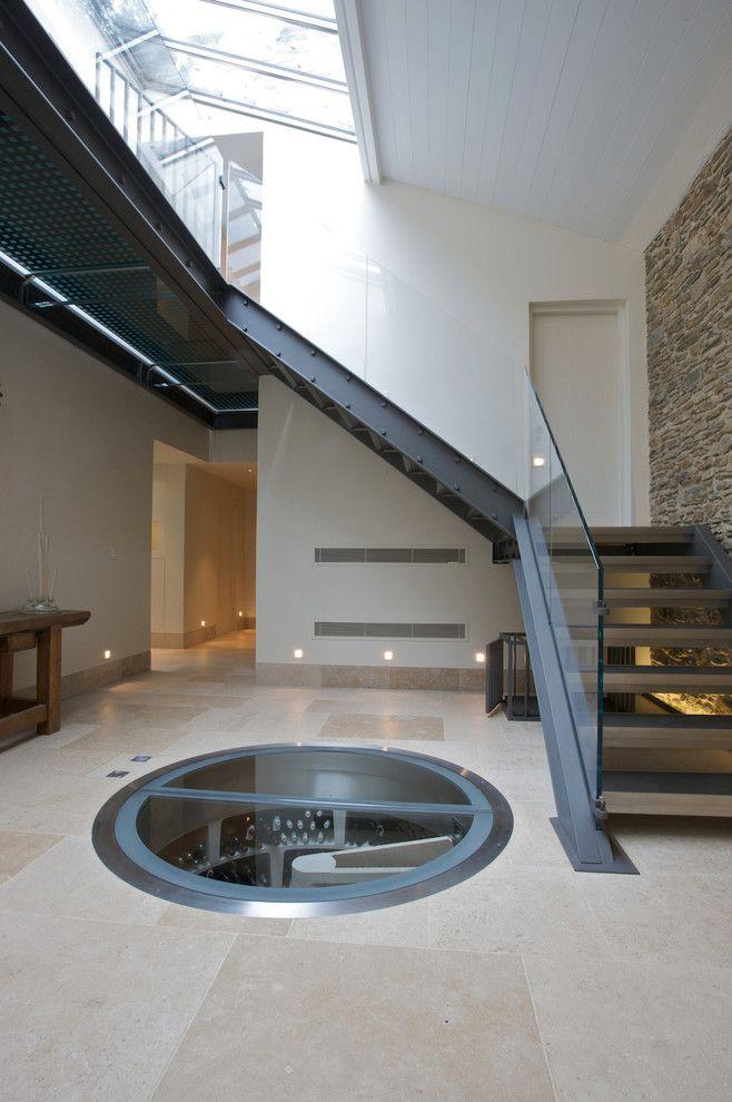 Výsledek obrázku pro cellar entrance modern