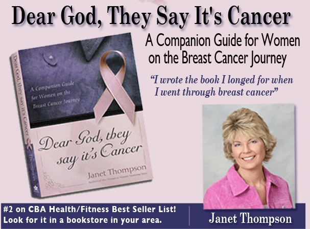 Highly recommend this book for anyone just diagnosed with breast cancer.