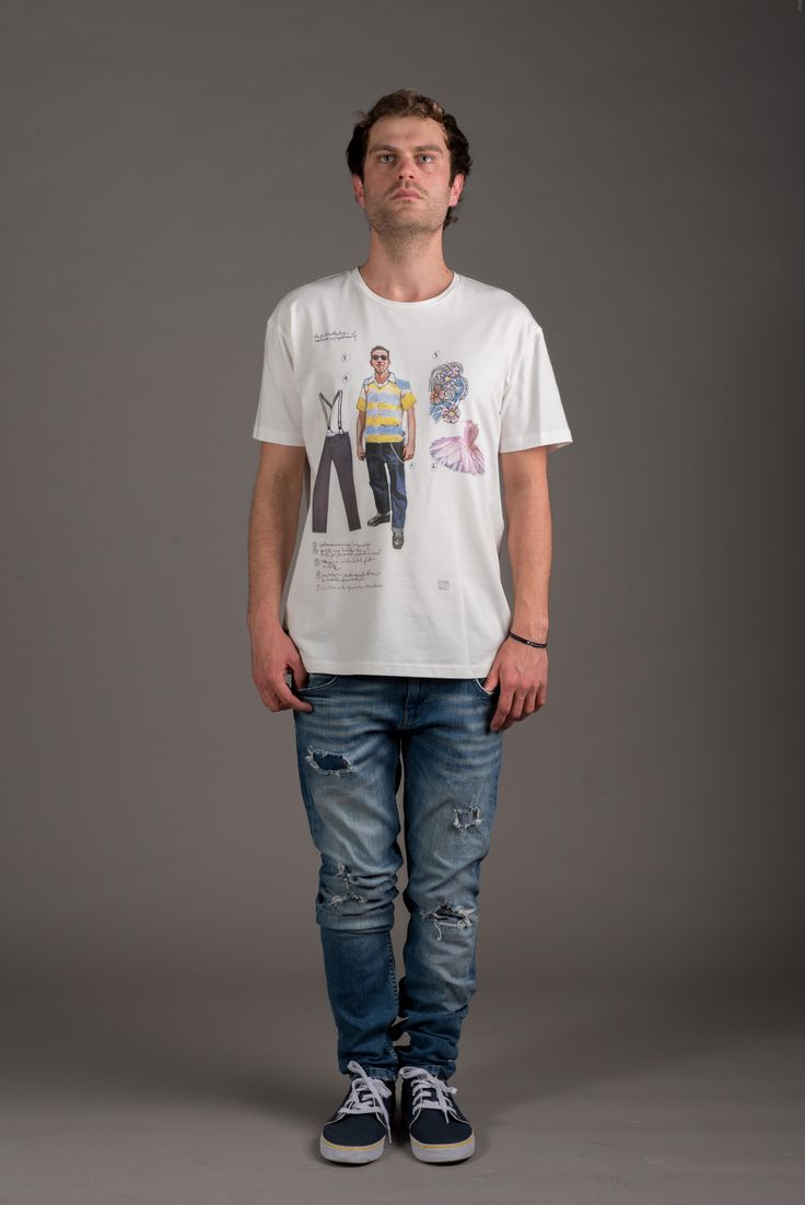 T Shirt man  The every day becomes style; works of art to be worn #NUOVOEVO      #Made in Italy#Bologna#besttshirt#clothes#italianproducts#italianart#ideas#maglietta#trendy
