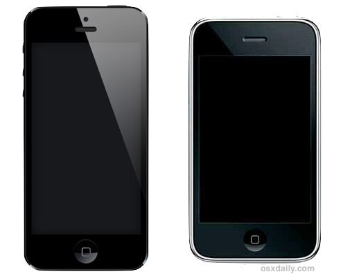 These two phones were the overall base spots for the face of my phones. I used the iPhone because there is a lot of space in the middle of the phone.