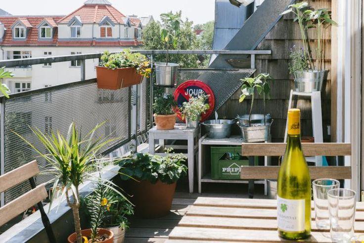 για Holzboden Balkon στο Pinterest  Holzboden terrasse ...