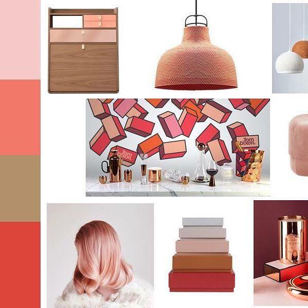 """Parce qu'on tous besoin d'un peu de douceur, on vous parle des tendances Pantone 2016 sur pepperbutter.com dans la rubrique """"notre inspiration """"! À très vite ! #douceur #color #couleurs #tendancedeco2016 #mood #moodboard2016 #planchetendance #rose #pink #peach #pantone #interiordesign #pepperbutter #worksandmoods #architectedinterieur #lyon #lyonnais"""