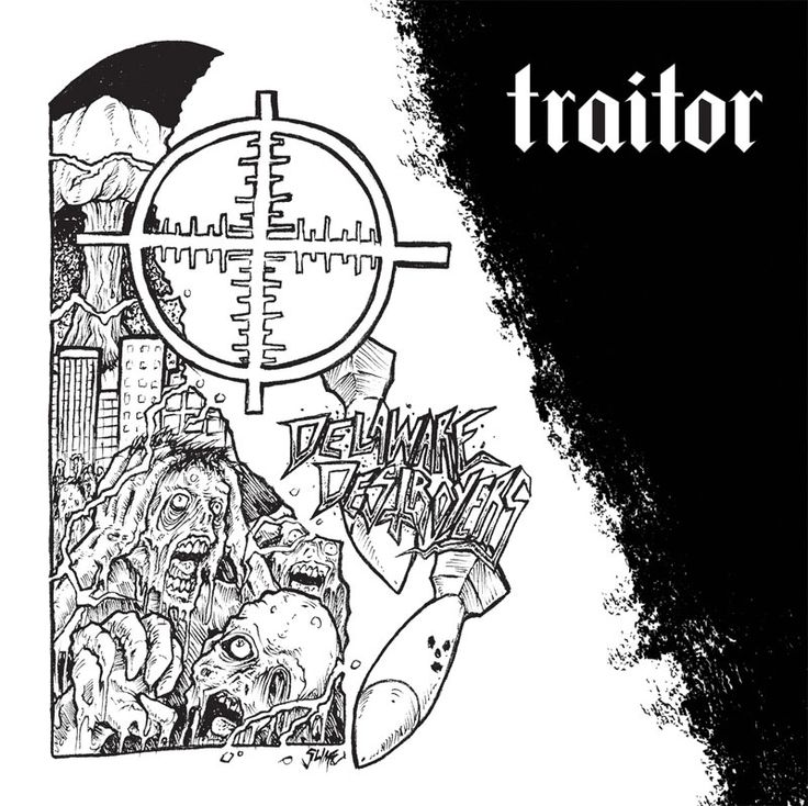 Metal Life Streams TRAITOR's Debut EP  http://metallife.com/metal-life-streams-traitors-debut-ep/