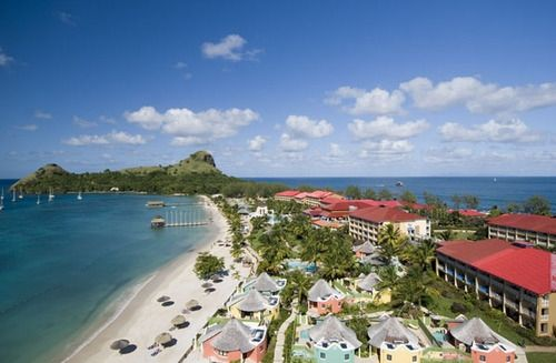 Santa Lucia - Gros Ilet - Sandals Grande St. Lucian Spa & Beach Resort 5*