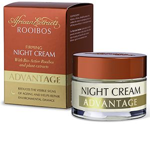 African Extracts Rooibos Skincare - Firming Night Cream 50ml [R149.99]