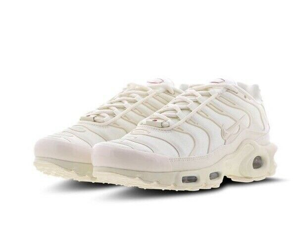 new product 34be6 b1be2 Nike Air Tuned 1 TN - Ivory-Pink/Cream With Red - Love ...