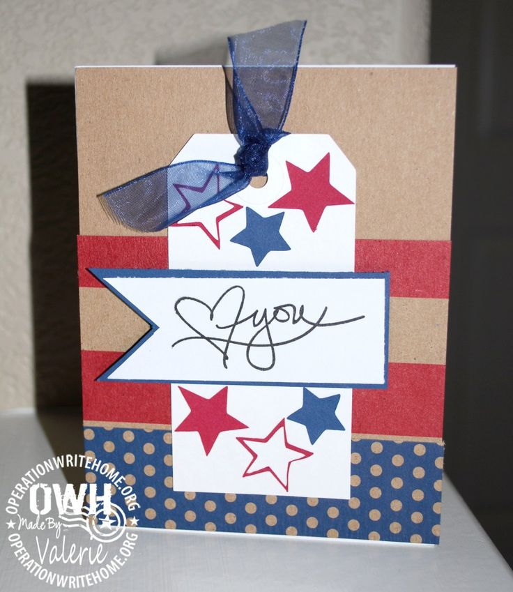 17 Best Images About Patriotic Cards On Pinterest