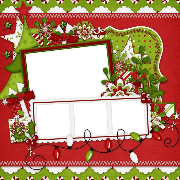 406 best christmas scrapbook images on pinterest