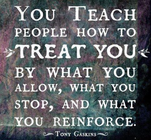 Do not tolerate being vilified.  Distance yourself from those who seek to take underhanded jabs at you while maintaining their innocence.  Such behavior barks of immaturity and a complete disregard for the feelings of others.
