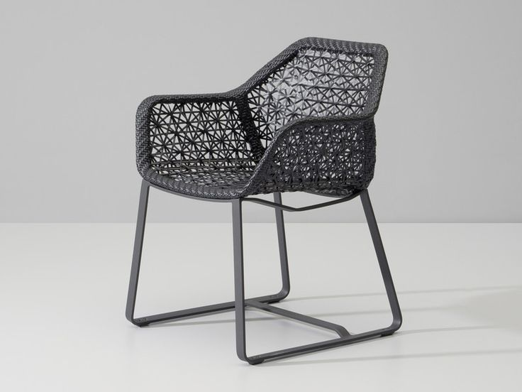 Kettal Maia Dining Armchair. Modern Outdoor FurnitureRattan ...