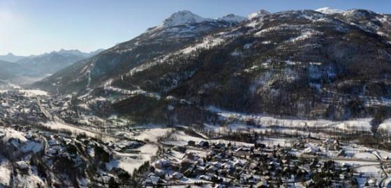 Serre Chevalier Vallée, la grande vallée de ski des Alpes du Sud
