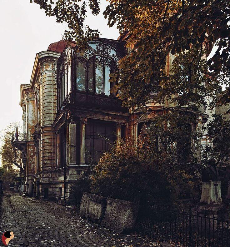 Casa Petre Macca / Institutul de Arheologie Vasile Pârvan, București