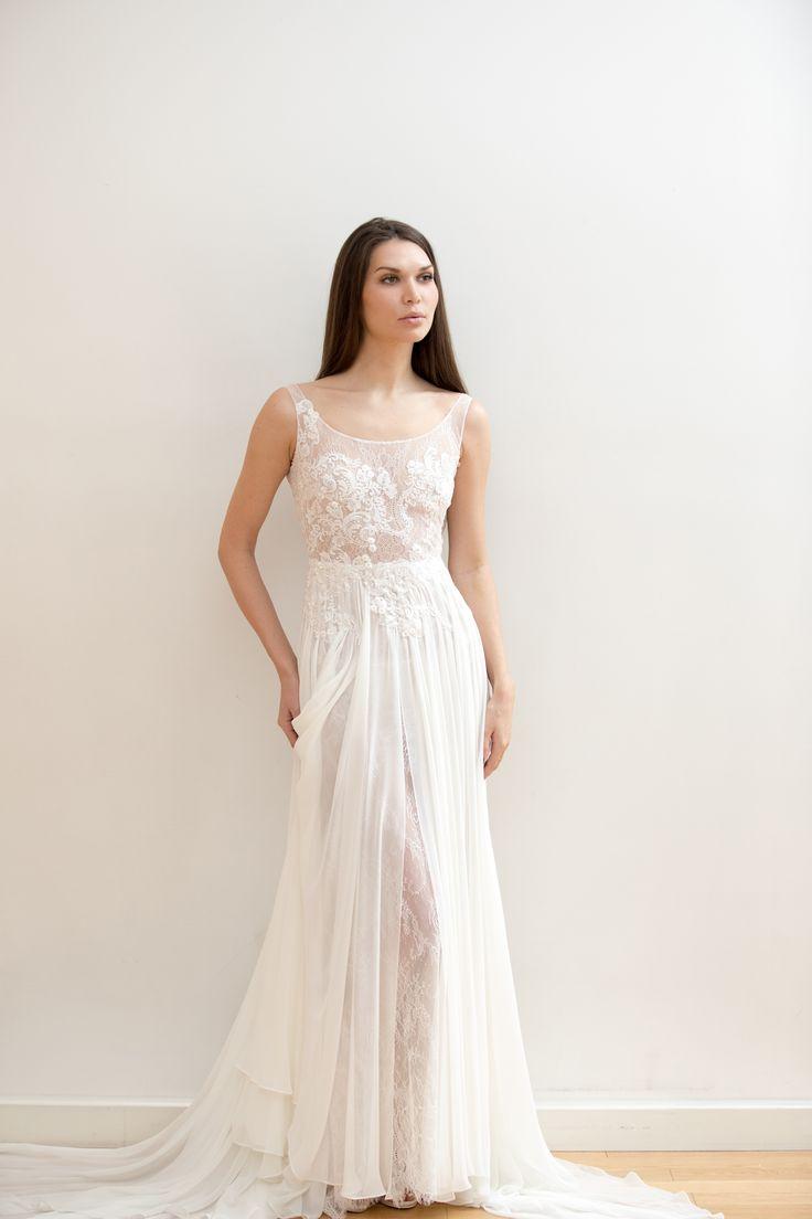Elisabetta Polignano Wedding Dresses & Bridal Spring 2018   Brides