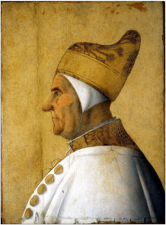Gentile bellini, ritratto del Doge Giovanni Mocenigo.jpg