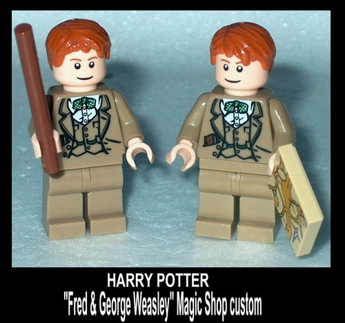259 Best Images About Fred And George Weasley On Pinterest
