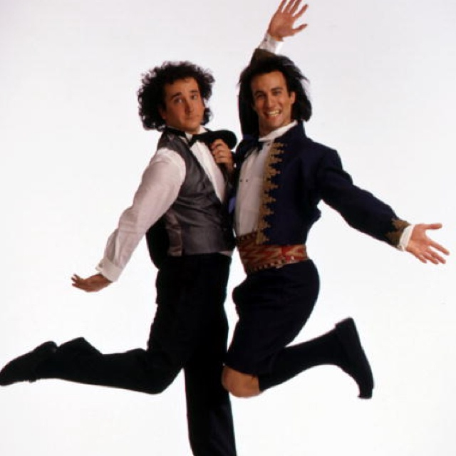 Perfect Strangers tv show - now we will dance the dance of joy!!