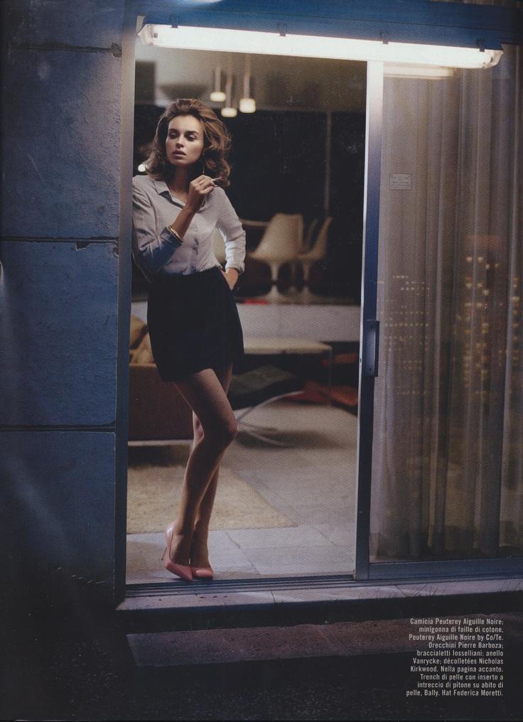 Nicholas Kirkwood in Vogue Italy