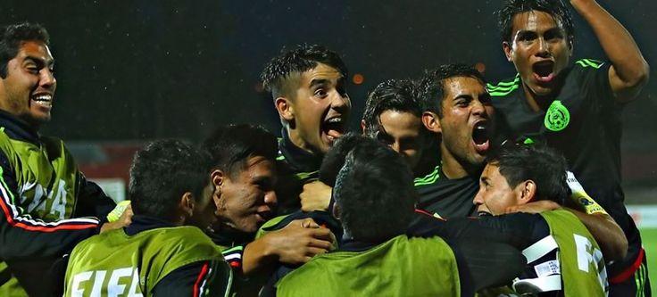 México vs Chile, Octavos de final Mundial Sub 17 ¡En vivo por internet! - http://webadictos.com/2015/10/28/mexico-vs-chile-mundial-sub-17-2015/?utm_source=PN&utm_medium=Pinterest&utm_campaign=PN%2Bposts