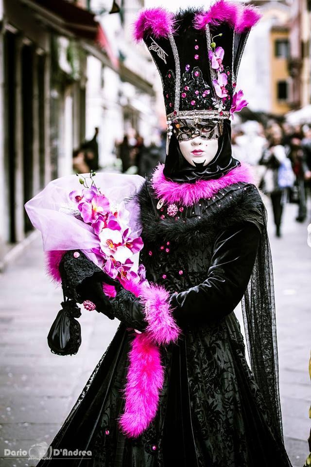 Venice, Italy Carnival 2014, Photo by Cristiano Gambarin
