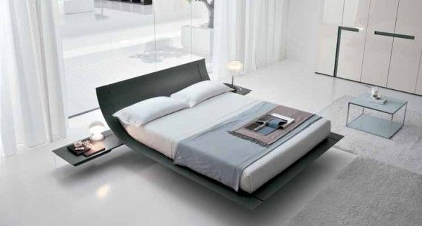 Cool Magnetic Floating Bed