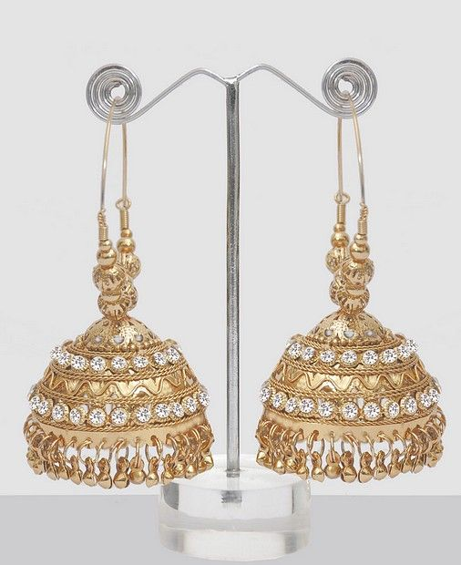 Big Jhumka Earrings Online