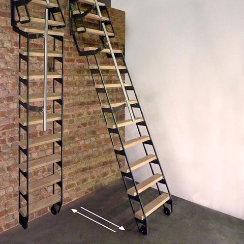 Best Zip Up Échelle Escalier Escamotable En 2020 Escalier 400 x 300