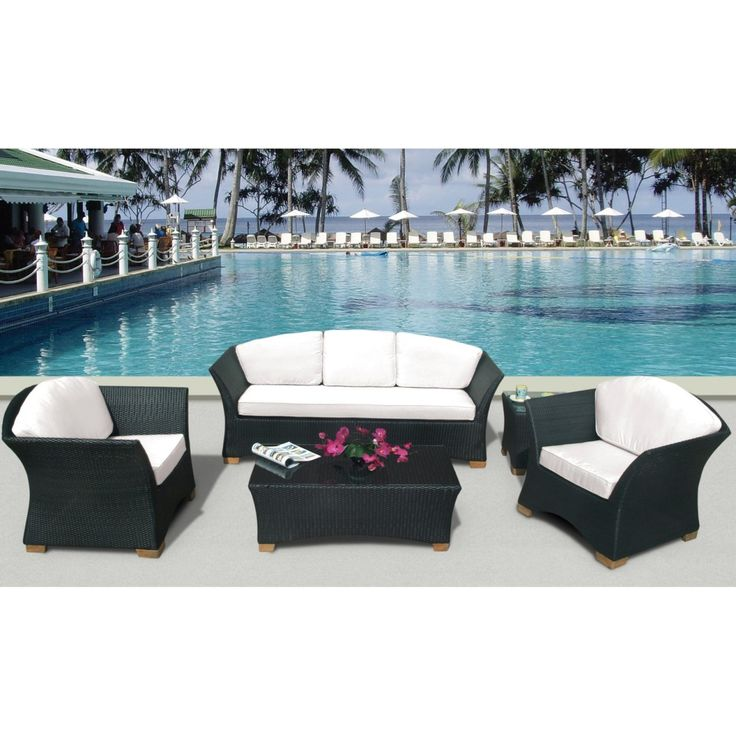 Find This Pin And More On Discounted Wicker Patio Furniture From Home And  Patio Decor Center.