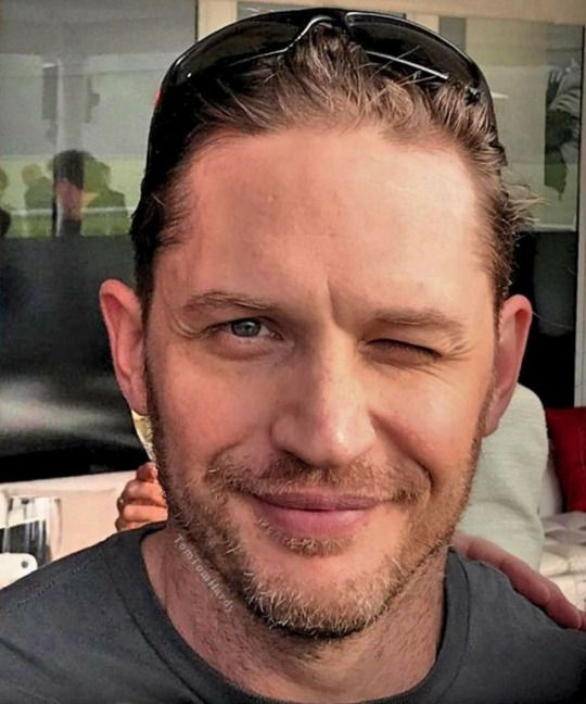 Tom Hardy - Audi Polo Challenge at Coworth Park on May 6, 2017 in Ascot, United Kingdom