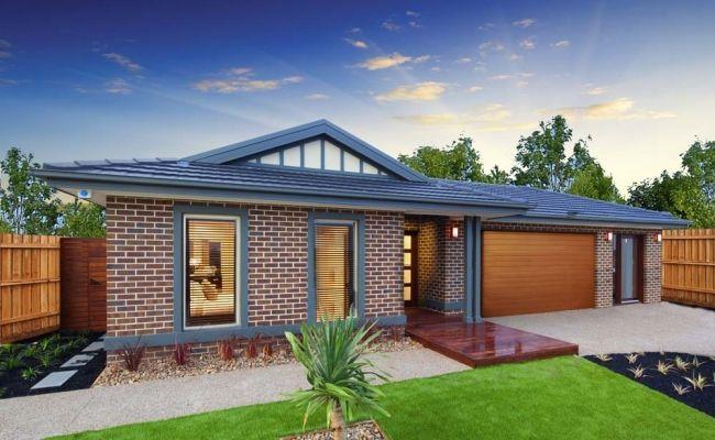 Cambridge - Simonds Homes - Decking and Concrete