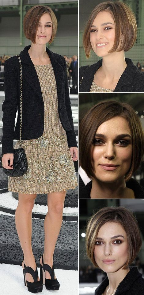 Deconstructing Hair: Keira Knightly | Gouldylox Reviews