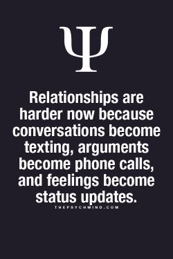 Especially when texting is the majority of your relationship!!!   Guessing that makes it A LOT HARDER don't ya think?!?!