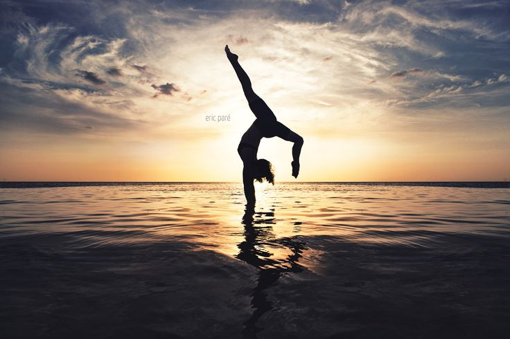 Handstand in the ocean / 500px - Eric Pare ☮ re-pinned by http://www.wfpblogs.com/author/southfloridah2o/