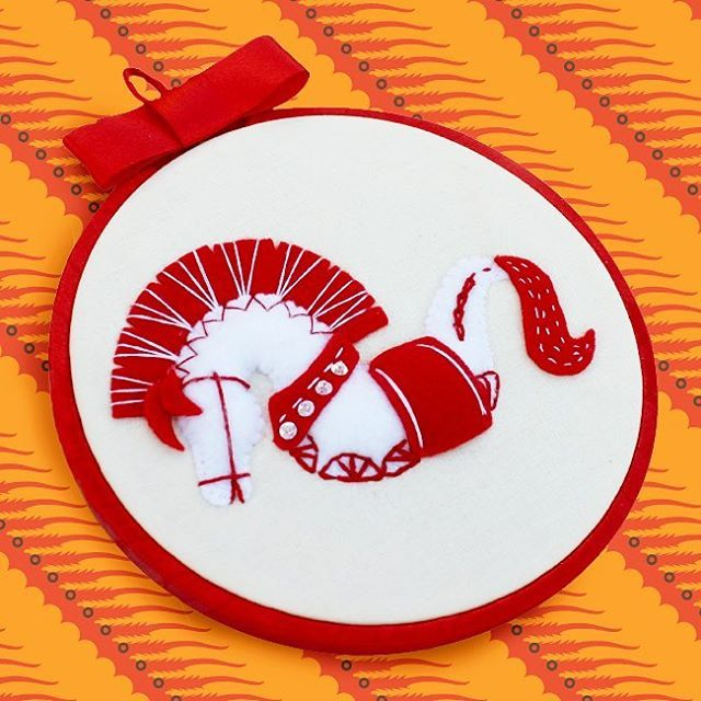 Kuda lumping hoop art - horse hoop art