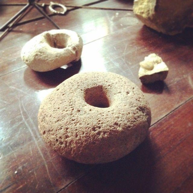 Piedras horadadas de Cuchipuy.