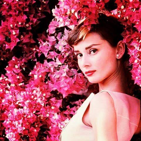 """""""Io credo nel rosa. Io credo nel baciare, baciare un sacco. Io credo che ridere sia il modo migliore per bruciare calorie. Io credo nell'essere forti quando tutto sembra andare male. Io credo che le ragazze felici siano le più carine, Io credo che domani sarà un altro giorno, Ed io credo nei miracoli."""" #audreyhepburn #inartedonna #donnestraordinarie #thewomoms"""