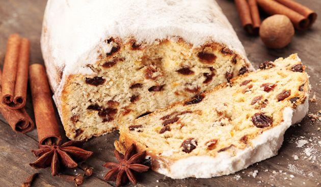 Op deze manier kun je zelf een kerststol maken! #recept #recipe #kerststol #kerst