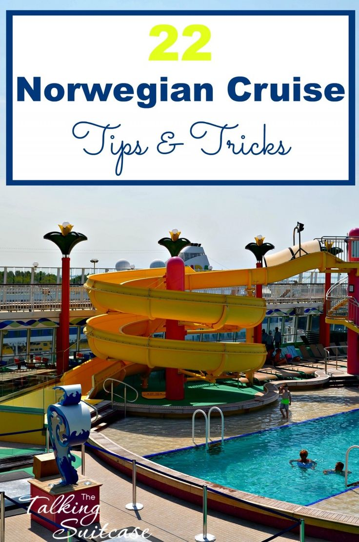 Norwegian Cruise Line Tips and Tricks