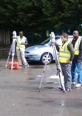 EDM's / Total Stations Training - http://www.structure-engineering.co.uk/total-stations/