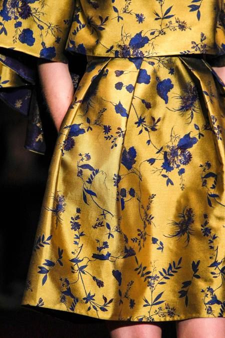 Erdem | Fall 2014 Ready-to-Wear Collection |